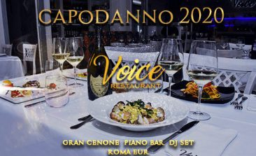 Capodanno 2020 Voice Restaurant