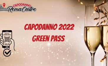 Capodanno a Roma 2022 Green Pass